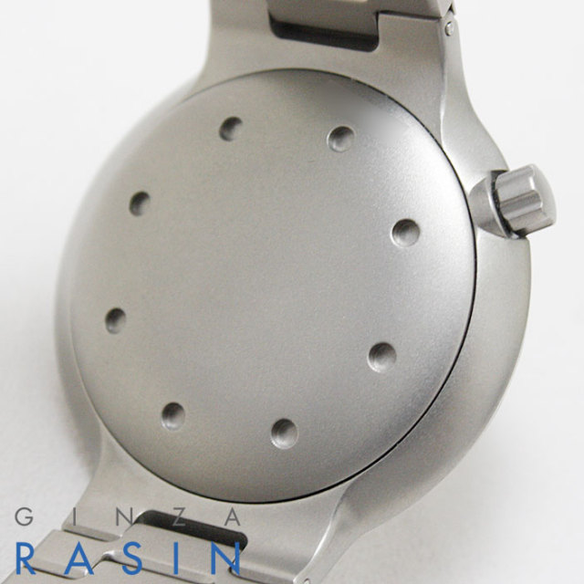 ポルシェデザイン(PORCHE DESIGN) オーシャン2000 IWCロゴ 時計銀座羅針RASIN