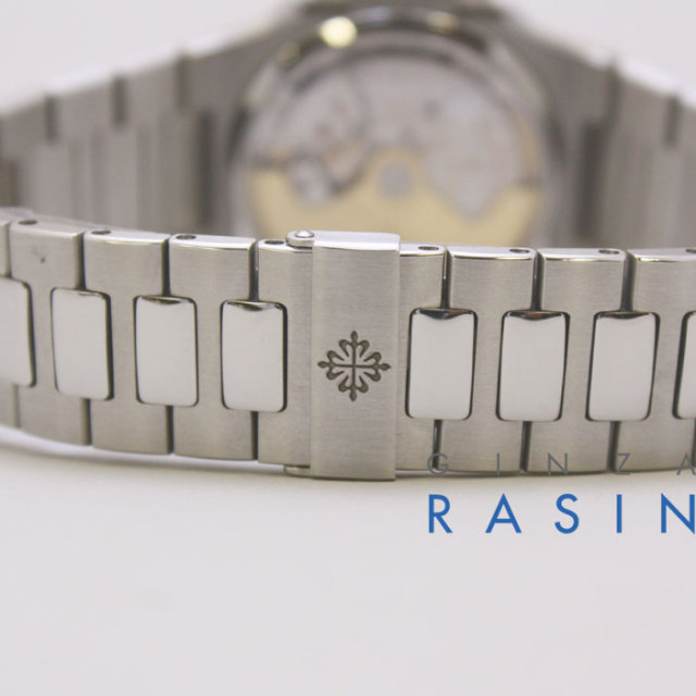 パテックフィリップ(PATEK PHILIPPE)ノーチラス 5800/1A-001 時計銀座羅針RASIN