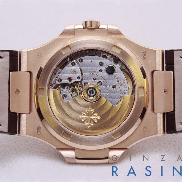 パテックフィリップ(PATEK PHILIPPE) ノーチラス ラージサイズ 5711R-001 時計銀座羅針RASIN