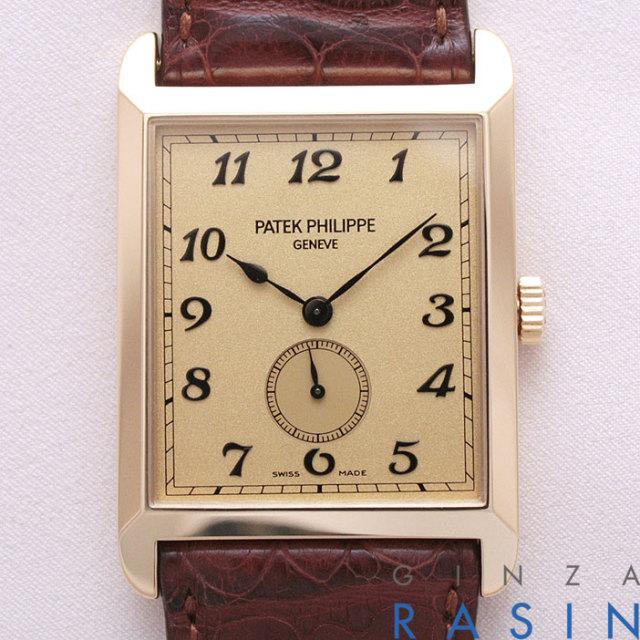 パテックフィリップ(PATEK PHILIPPE)ゴンドーロ 5109J-010 時計銀座羅針RASIN