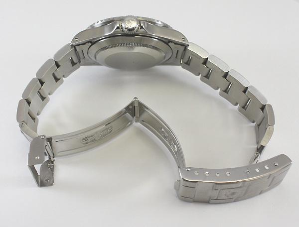 ロレックス(ROLEX) サブマリーナデイト フチ無し 16800 時計銀座羅針RASIN