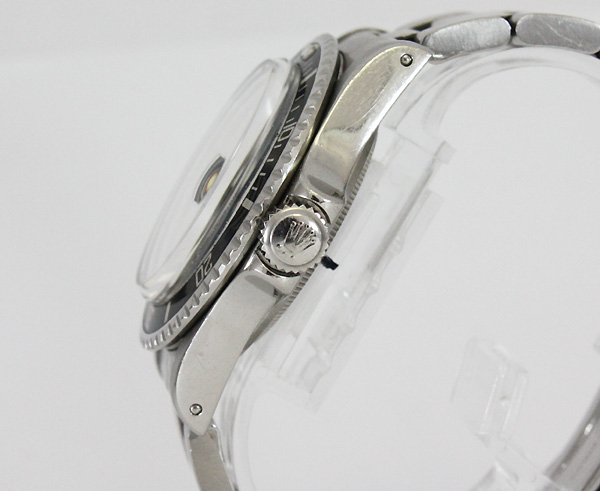 ロレックス(ROLEX) サブマリーナデイト フチ無し 1680 時計銀座羅針RASIN