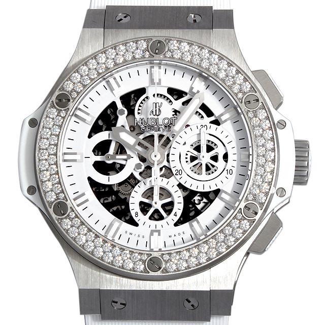 ビッグバン アエロバン オールホワイト ダイヤモンド 311.SE.2010.RW.1104.JSM12 メイン画像