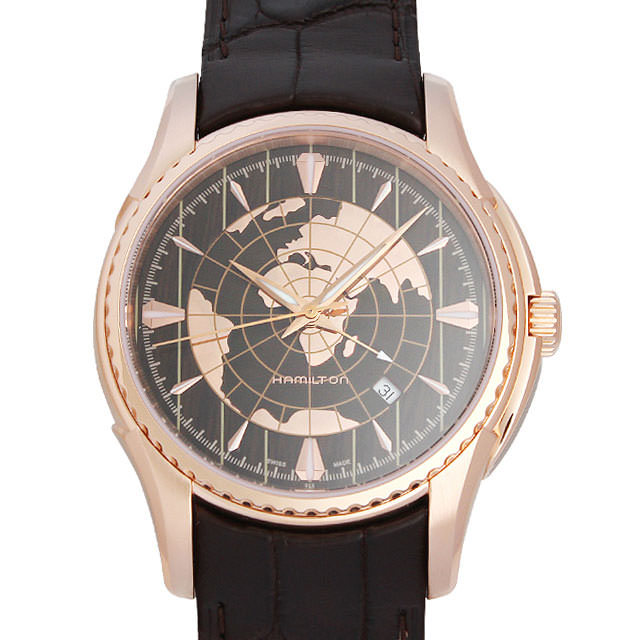 カーキ アクアリーバ GMT H34645591 メイン画像