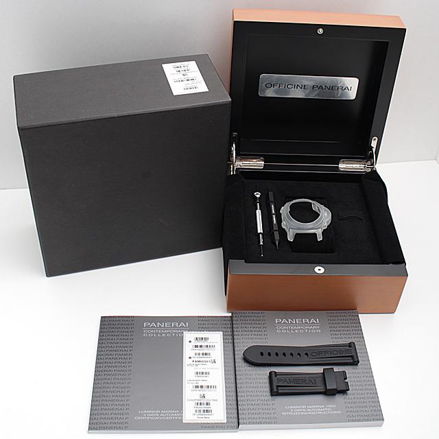ルミノールマリーナ 1950 3DAYS PAM00351 サブ画像5
