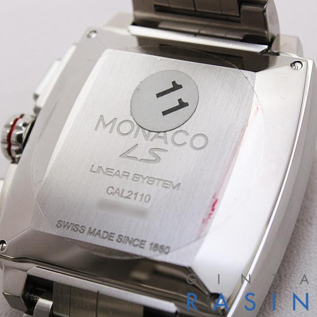 タグホイヤー(TAG Heuer)モナコLS キャリバー12 クロノグラフ CAL2110BA0781 時計銀座羅針RASIN