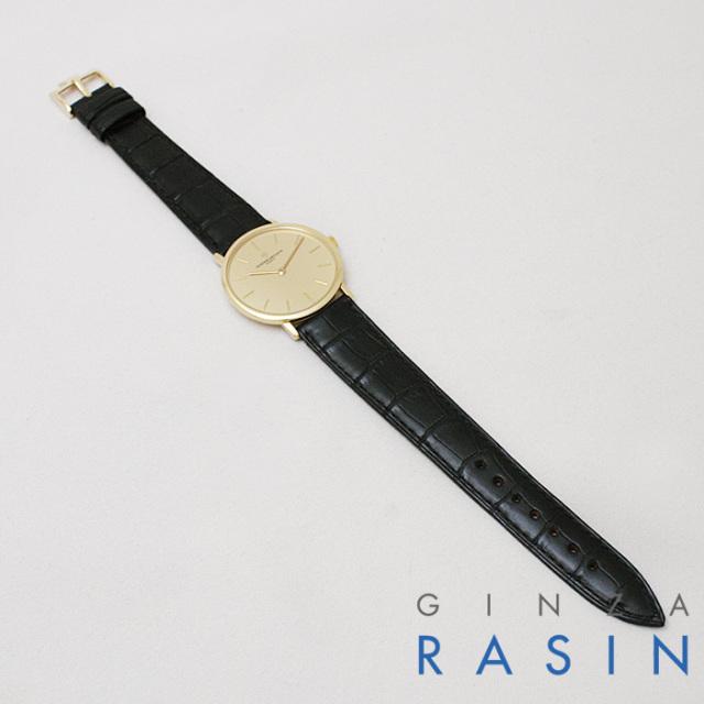 ヴァシュロンコンスタンタン(VacheronConstantin) ラウンド 2針 31039 時計銀座羅針RASIN