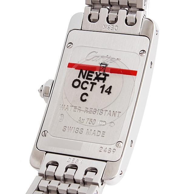 タンクアメリカン ベゼルダイヤ SM WB710009 サブ画像2