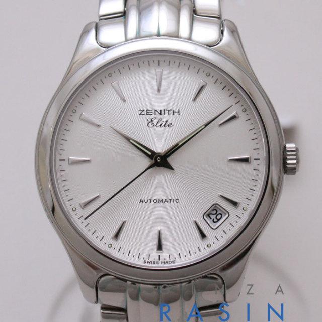 ゼニス(ZENITH)エリート オートマティック 02.0040.670/01