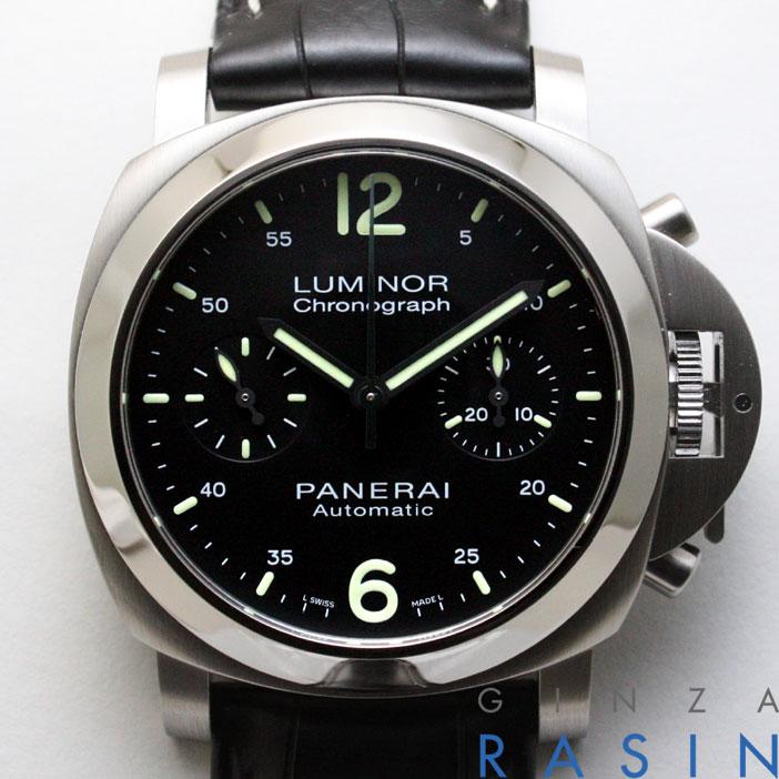 パネライ(PANERAI)ルミノール クロノグラフ PAM00310 時計銀座羅針RASIN