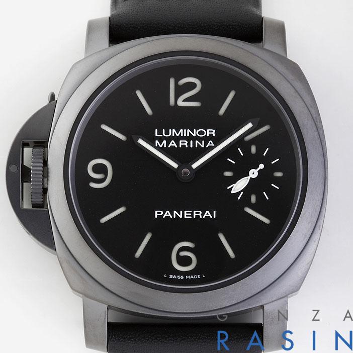 パネライ(PANERAI)ルミノールマリーナ レフトハンドDLC 限定モデル PAM00026
