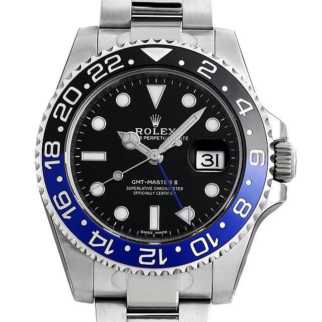 GMTマスターII 116710BLNR メイン画像