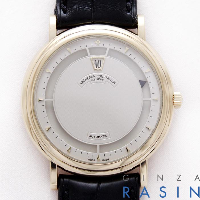 ヴァシュロンコンスタンタン(VacheronConstantin)ジャンピングアワー 43040/000J  時計銀座羅針RASIN