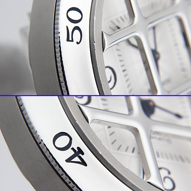 カルティエ パシャ 38mm グリッド W31040H3 サブ画像6