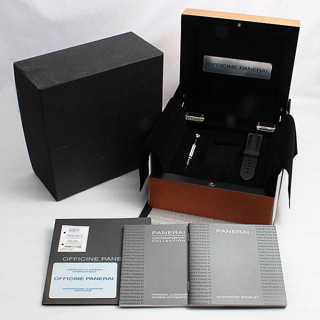 パネライ ルミノール ベース チタニオ PAM00176 サブ画像4