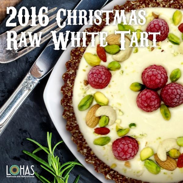 2016年度限定 クリスマスローホワイトタルト
