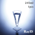 ダブルウォールグラスRayESレイエスのビールグラス ビアグラス シャンパングラス 新製品