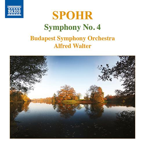 シュポア/交響曲第4番「音の浄化」、歌劇「ファウスト」序曲、歌劇「イエゾンダ」序曲