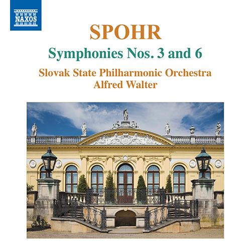 シュポア/交響曲第3番、第6番
