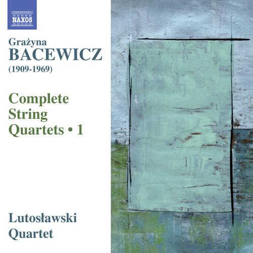 バツェヴィチ/弦楽四重奏曲全集1−第1番, 第3番, 第6番, 第7番