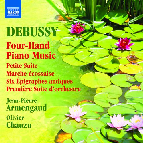 ドビュッシー/4手のためのピアノ作品集 第1集