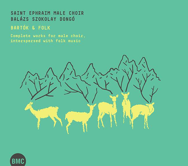 「バルトーク&フォーク」〜バルトーク/民族音楽にインスパイアされた男声合唱曲全集