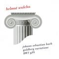 J・S・バッハ/ゴルトベルク変奏曲 BWV.988
