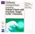 ドビュッシー/管弦楽曲集(2CD)