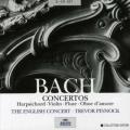 J・S・バッハ/チェンバロ協奏曲全集、ヴァイオリン協奏曲集、他(5CD)