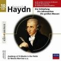 ハイドン/オラトリオ「天地創造」、「四季」、ミサ曲集(11CD)