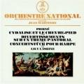 ピエルネ/「シダリーズと牧羊神」第1組曲、ハープ小協奏曲、ディヴェルティスマン