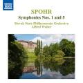 シュポア/交響曲第1番、第5番