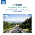 シュポア/交響曲第2番、第9番「四季」