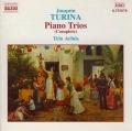 トゥリーナ/ピアノ三重奏曲全集