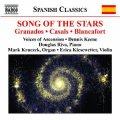 「星々の歌」〜近代カタルーニャの合唱作品集