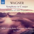 ワーグナー/交響曲 ハ長調、交響曲 ホ長調(断章)