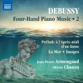 ドビュッシー/4手のためのピアノ作品集 第2集
