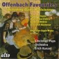 オッフェンバック/バレエ「パリの喜び」、序曲集