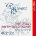 R・シュトラウス/交響詩「英雄の生涯」、「薔薇の騎士」組曲