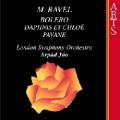 ラヴェル/ボレロ、「ダフニスとクロエ」第2組曲、亡き王女のためのパヴァーヌ