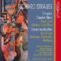R・シュトラウス/ピアノ三重奏曲第1,2番、ホルン、クラリネット、チェロのための作品集