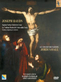 ハイドン/十字架上のキリストの最後の七つの言葉(管弦楽版)【DVD】