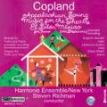 コープランド/エル・サロン・メヒコ(ピアノ独奏版)、アパラチアの春(原典版)ほか
