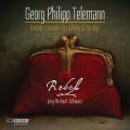 テレマン/管楽器と弦楽のための二重協奏曲集