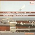 20世紀のファゴット協奏曲集〜ヴィラ=ロボス、ヒンデミット、ジョリヴェ、グバイドゥーリナ