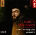 「千々の悲しみ:皇帝の歌」〜カール5世時代の音楽