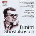ショスタコーヴィチ/ 映画音楽「司祭と下男バルダの物語」、同「愚かな子ネズミの物語」