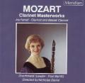 モーツァルトの「クラリネット傑作集」