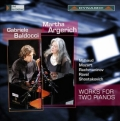 2台ピアノのための作品集〜モーツァルト、ショスタコーヴィチ、ラフマニノフ、ミヨー、ラヴェル