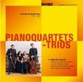 ベートーヴェン/ピアノ四重奏曲集、ピアノ三重奏曲、アレグレット